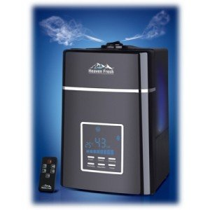 Humidificateur ioniseur d'air HPA